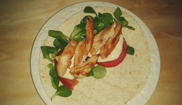 Quesadillas-pollo-ensalada-2