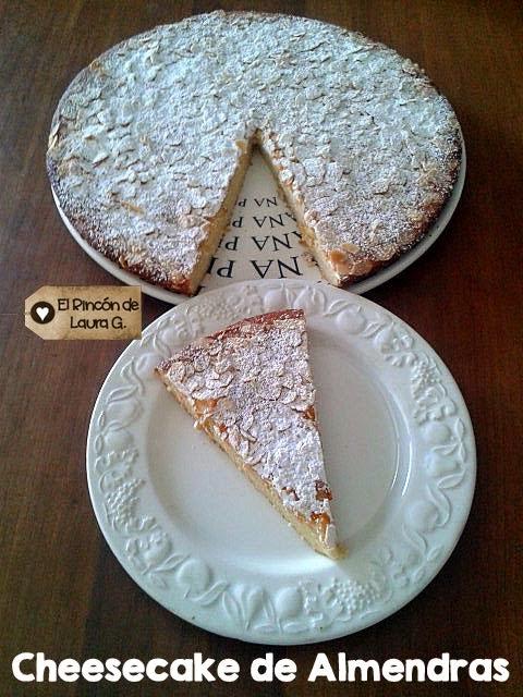 Cheesecake de Ricota y Almendras