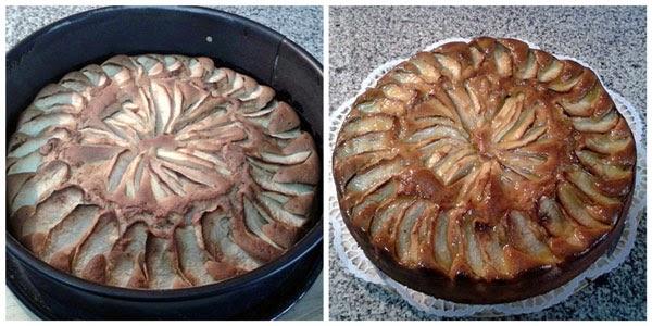 Tarta de Manzanas fácil