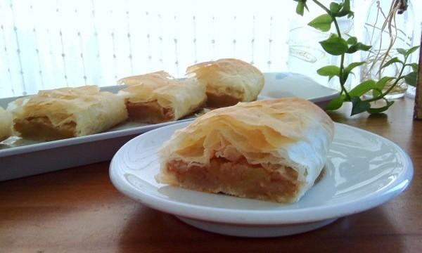 Strudel de Manzana o Apfelstrudel