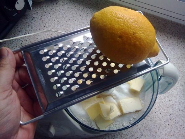 ralladura limon