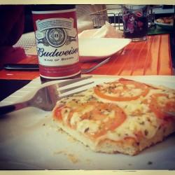Pizza de Pats Attwell