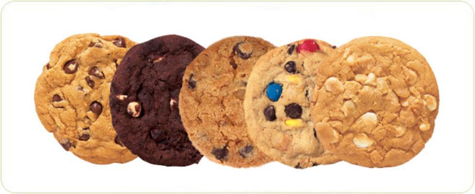 Cookies caseras