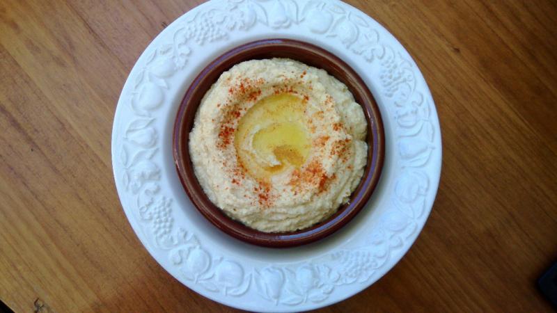 hummus-crema-garbanzos