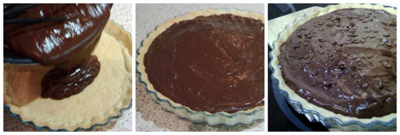 Chocolate Pie o Tarta de Chocolate
