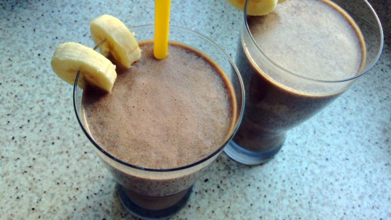 smoothie-chocolate-banana