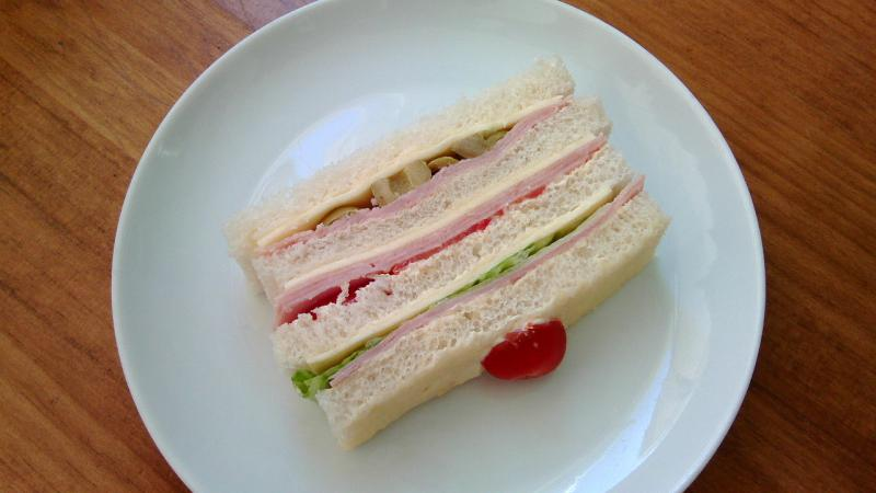 Tarta de Sandwich