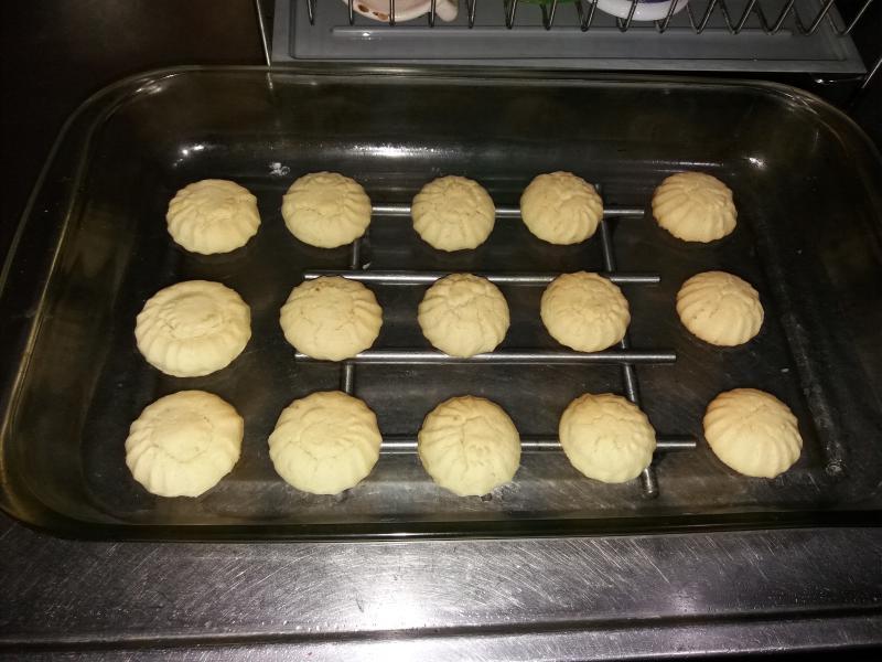 Galletas sin gluten ni lactosa