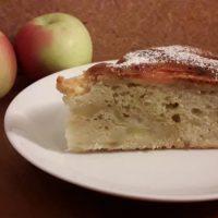 Tarta de Manzana sin materia grasa