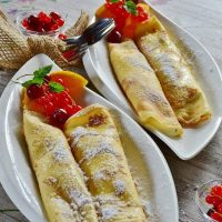 panqueques crepes