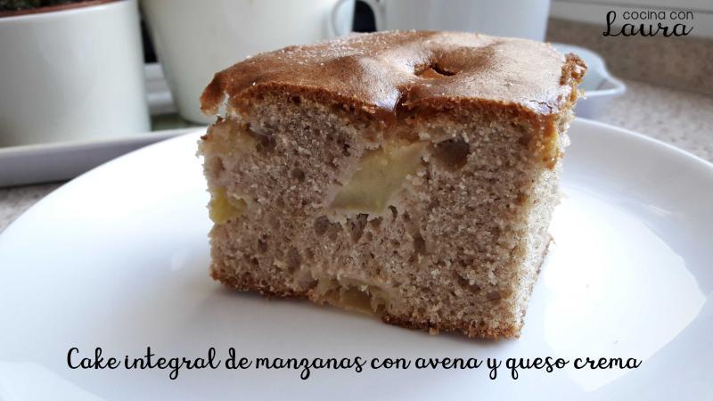 Cake integral de manzanas